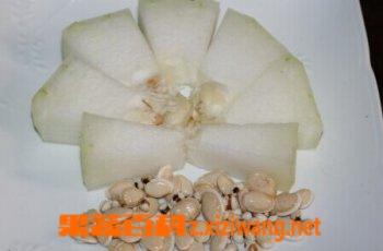 果蔬百科冬瓜薏米水